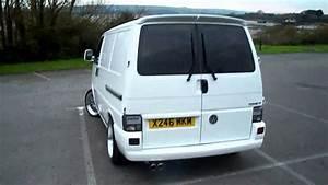 Vw Transporter T4 2 5tdi 102bhp Ibis White  Totallyt4