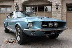 1967 Ford Mustang Shelby GT500 For Sale | AllCollectorCars.com