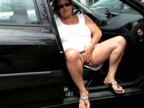 Wife Parking Lot Masturbation