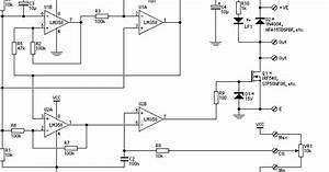 Mosfet Dimmer Circuit For Halogen Lamp