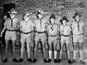 Scouts Various Troops Year Unknown 1960s Or 70s I Would