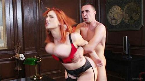 Sultry Red Hair Babes Tits Pounds Really Tough #Computergenerated #Hard #Fucking #Gifs