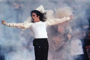 It will never get better than Michael Jackson's Super Bowl ...