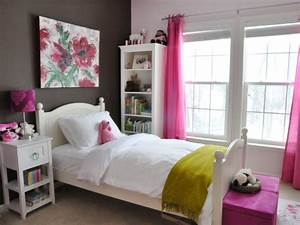 Cool teenage girl bedrooms for girls decobizzcom for Cool bedrooms for 2 teenage girls