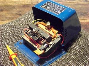 Yikes    My 280a Transformer Gave Me A Huge 230 Volt Shock