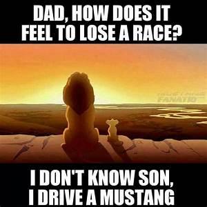 Mustang Racing Quotes. QuotesGram