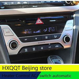 Upgrade For Elantra Ad 2017 Heater Control Ac   Switch