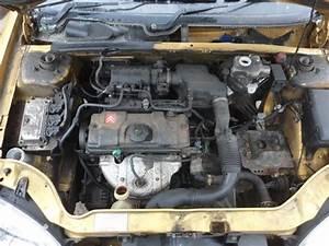 Citroen Saxo Desire 2001 1 1 Fuse Box  In Engine Bay