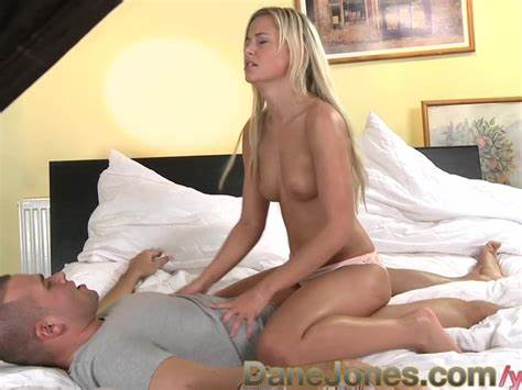 Awesome Blonde Milf Riding Penis On Spycam