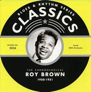 Be Bop Wino  Roy Brown