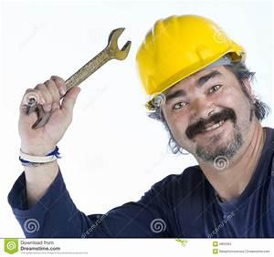 Manual Worke Stock Photo  Image Of Profession  Caucasian