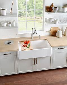9 best new 2017 product launches images on pinterest With deep apron front kitchen sink