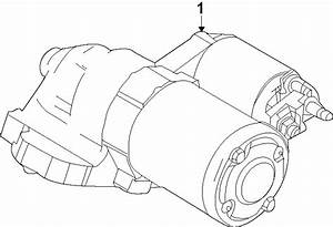 Ford Fusion Starter Motor  Stop  Liter  Auto
