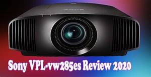 The High End 4k Projector Sony Vpl