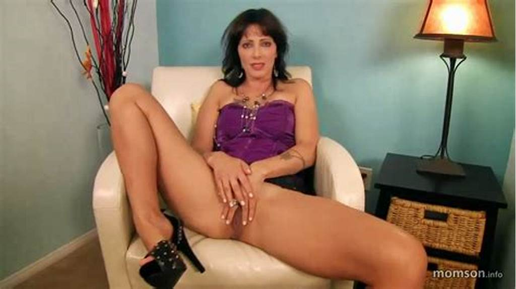 #Drunk #Mother #Masturbates #In #Front #Of #Her #Son