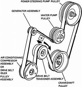2007 Toyota Tundra 4 7 Serpentine Belt Diagram
