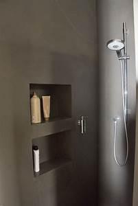 Putz Für Badezimmer : wasserfester putz in der dusche workshops zum selberlernen unter in ~ Watch28wear.com Haus und Dekorationen