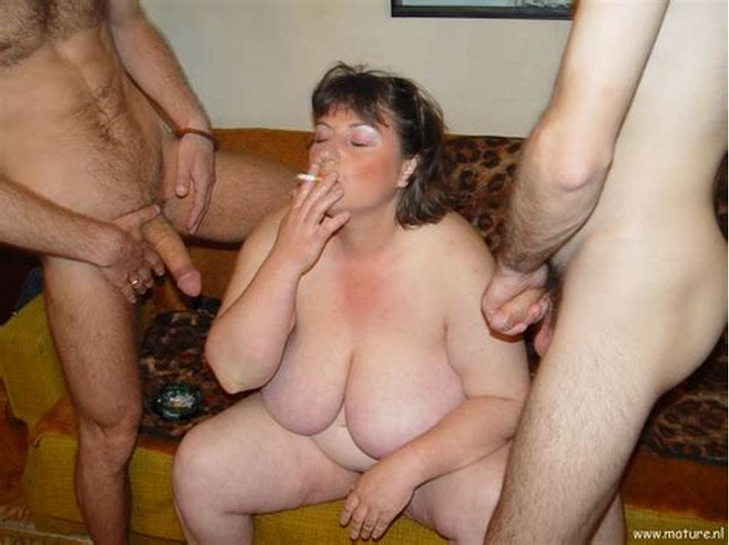 #Big #Titted #Mature #Amateur #In #Threesome