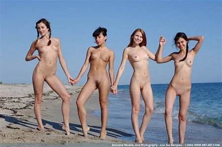 And Nude Teenagers Beach