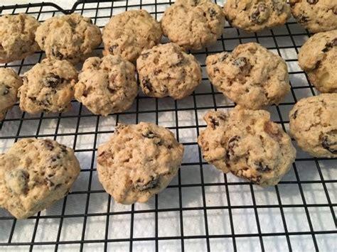 The bananas add moisture (a no sugar added oatmeal raisin cookies. Diabetic Oatmeal-Raisin Cookies | Recipe | Cookie recipes ...