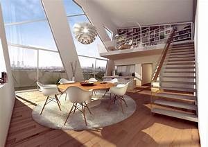 Penthouse In Berlin : daniel libeskind designs apartment building for berlin archdaily ~ Markanthonyermac.com Haus und Dekorationen