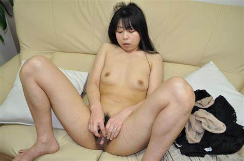 Japanese Shares Her Muff In Raucous Group