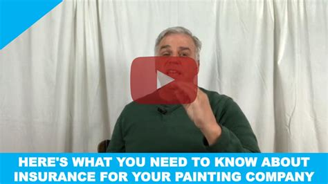 Painting insurance painting insurance protects against a variety of common risks including paint spills, falls, broken windows, or almost anything else that could result in injury or costly property damage. Here's What You Need to Know About Insurance for Your Painting Company   DYB Coach