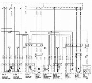 2001 Mercede C320 Fuse Diagram
