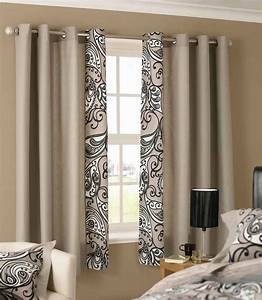 Cute ideas to shorten bedroom curtains decobizzcom for Awesome bedroom curtain ideas