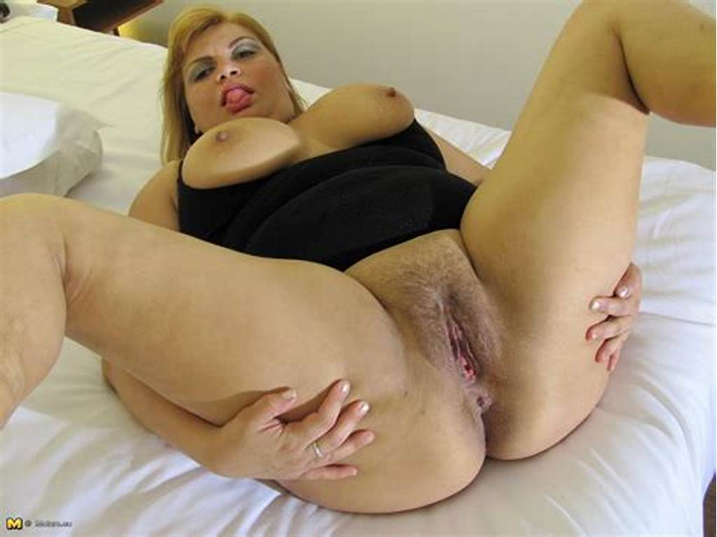 #Chubby #Mature #Slut #Playing #With #Herself