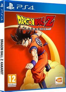 Precio final al tramitar pedido) bit.ly/3nudmni. Dragon Ball Z: Kakarot para PlayStation 4 :: Yambalú, juegos al mejor precio