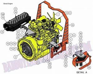 Bad Boy Mower Part  2010 Aos Diesel Engine