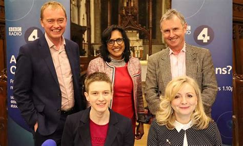Candidate for west yorkshire mayor linktr.ee/tracybrabin4wymayor. Any Questions? - what time is it on TV? Cast list and preview.