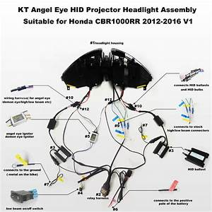 Hid Wiring Diagram With Relay Motorcycle