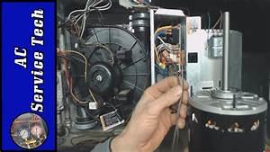 Coleman Evcon Air Conditioner Fan Motor