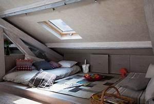 installer une chambre sous les toits 9 photos pour With installer une douche dans une chambre