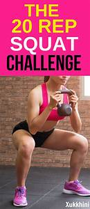 The 20-rep Squat Challenge  Woman Enough