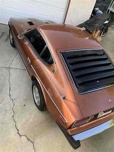 1978 Datsun 280z Sportscar Orange Rwd Manual For Sale