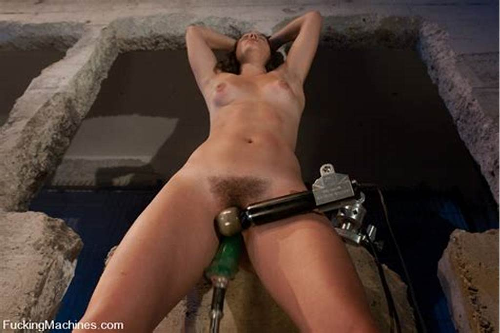 #Bobbi #Starr #Machine #Fucked #While #Tied #Down #With #Nipple