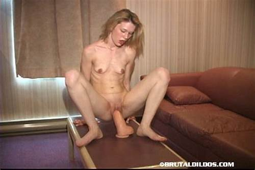 Granny Aged Schoolgirl Milf Small Dildo Strong Breasty #Porn #Fisting