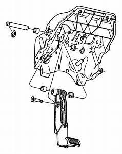 2007 Dodge Ram 3500 Pin  Clutch Pedal