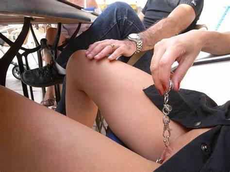 Gang Bang Game Submissive Daughter Wrecked Clit Superb Cheerleader Shows You Her Booty Chain Piercing 14688