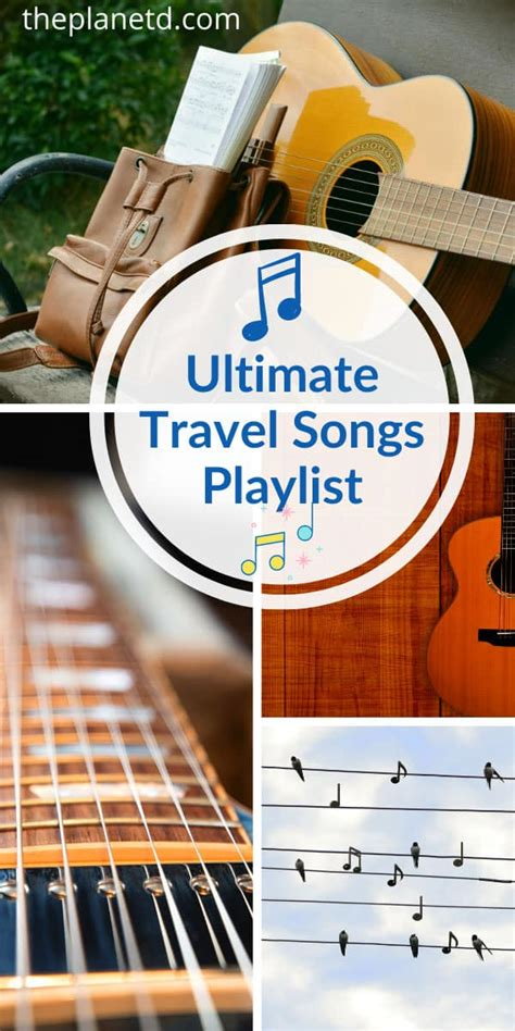 We collected here 29 travel songs that we think can't be missed on the perfect playlist for travelers. The Ultimate Travel Songs Playlist to Inspire Wanderlust ...