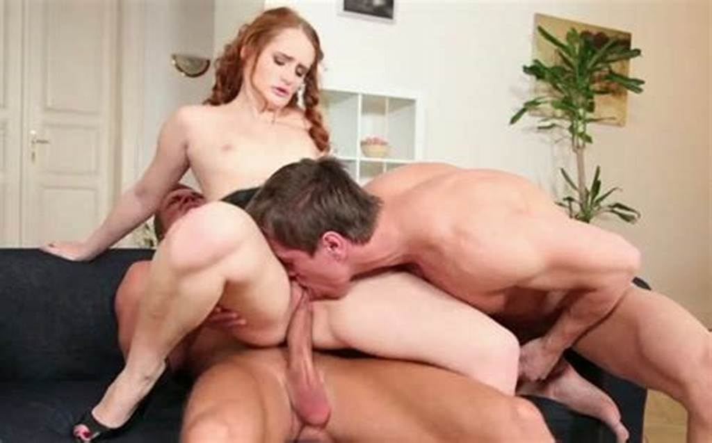 #Sandy #Haired #Sweetie #And #2 #Bisexual #Studs #Have #Nasty #3 #Some