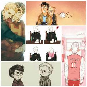 Collage #2! ( n... Drarry Fanfiction Dirty