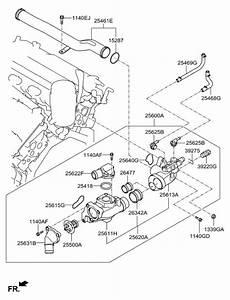 02 Hyundai Santa Fe Problems Engine Diagram