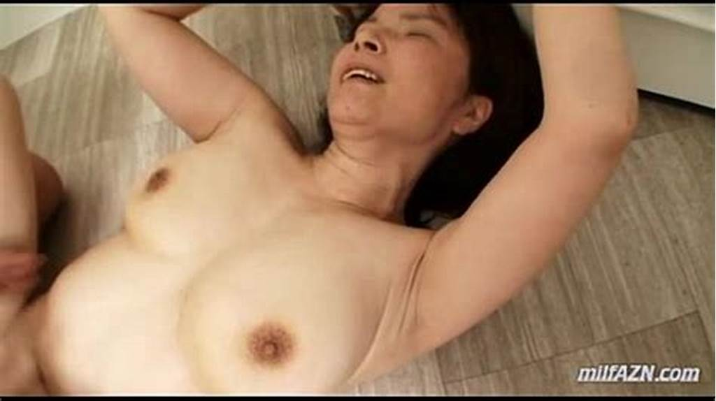 #Mature #Woman #Getting #Her #Hairy #Pussy #Fucked #Cum #To #Body #On