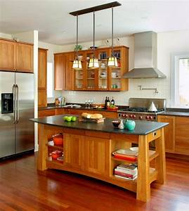 rustic kitchen island with extra good looking accompaniment With kitchen cabinet with island design