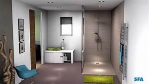 sanifloor 4 wedi sfa installer une douche a l With installer une douche dans une chambre