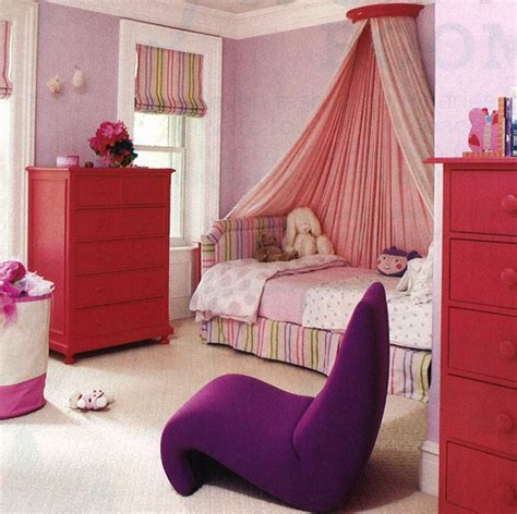 Pink Canopy Bed Curtains Home Design